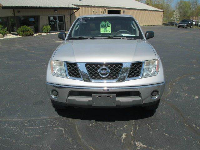 2006 Nissan Frontier SE 4dr Crew Cab w/Manual SB - Racine WI