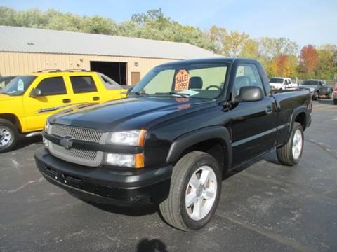 2005 Chevrolet Silverado 1500 for sale in Racine, WI