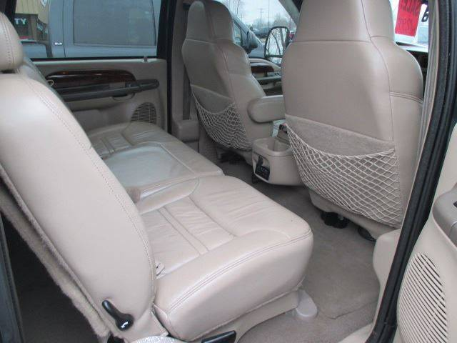 2000 Ford Excursion 4dr Limited 4WD SUV - Racine WI