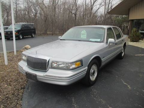 1996 Lincoln Town Car for sale in Racine, WI