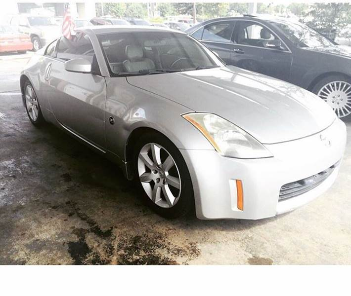 2005 nissan 350z anniversary edition 2dr coupe in greenville sc abu auto sales inc. Black Bedroom Furniture Sets. Home Design Ideas