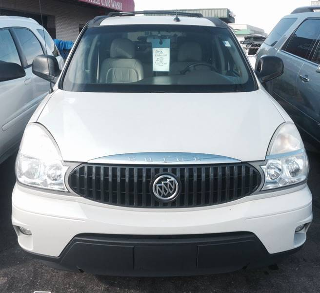 Buick Dealership Greenville Sc: 2006 Buick Rendezvous CX 4dr SUV In Greenville SC
