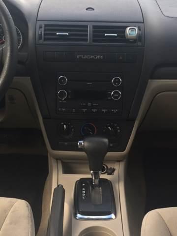 2008 Ford Fusion V6 SE 4dr Sedan - Anderson SC