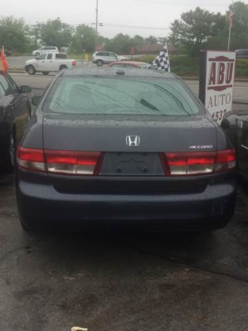 2004 Honda Accord EX 4dr Sedan w/Leather - Anderson SC