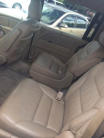 2007 Honda Odyssey EX-L 4dr Mini-Van w/DVD - Anderson SC