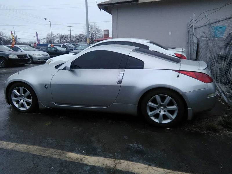 2005 Nissan 350Z Anniversary Edition 2dr Coupe - Greenville SC