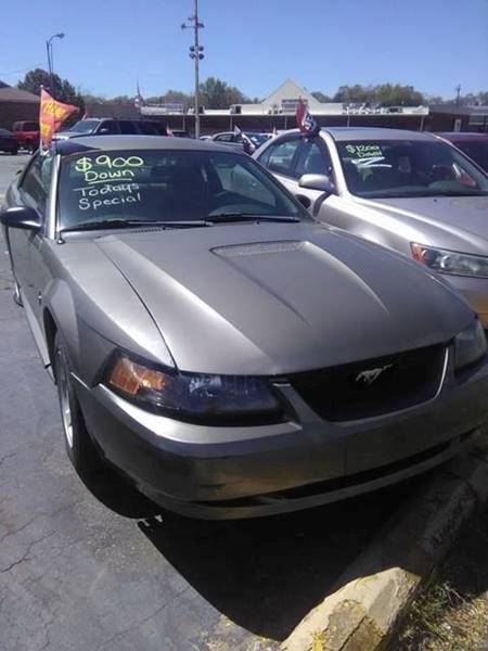2001 Ford Mustang 2dr Coupe - Greenville SC