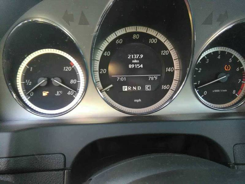 2009 Mercedes-Benz C-Class C 300 Luxury 4dr Sedan - Greenville SC