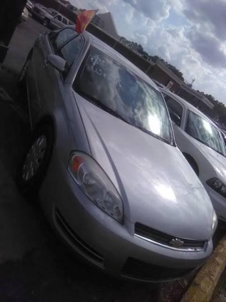 2007 Chevrolet Impala LS 4dr Sedan - Greenville SC