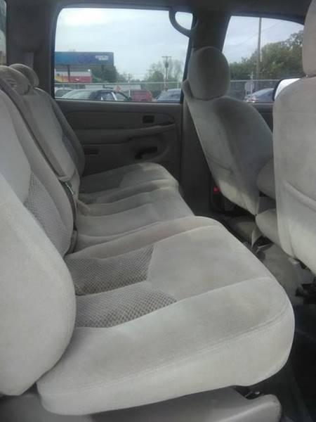 2004 Chevrolet Silverado 2500HD 4dr Crew Cab LS 4WD LB - Greenville SC