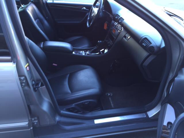 2003 Mercedes-Benz C-Class C240 4MATIC AWD 4dr Sedan - Ansonia CT