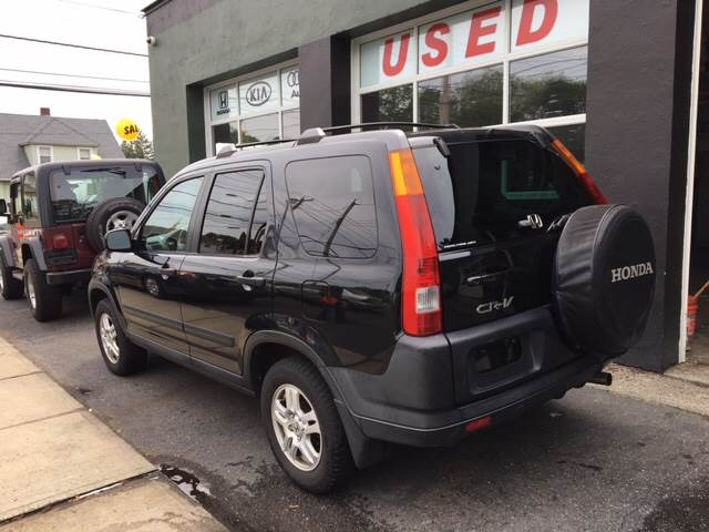 2004 Honda CR-V AWD EX 4dr SUV - Ansonia CT