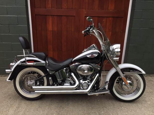 2006 Harley-Davidson Softail Deluxe FLSTNI - Ansonia CT