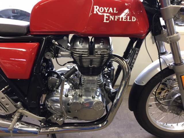 2014 Royal Enfield Continental GT Continental - Ansonia CT