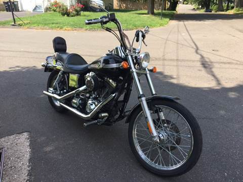 2003 Harley-Davidson DYNA Wide Glide for sale in Ansonia, CT