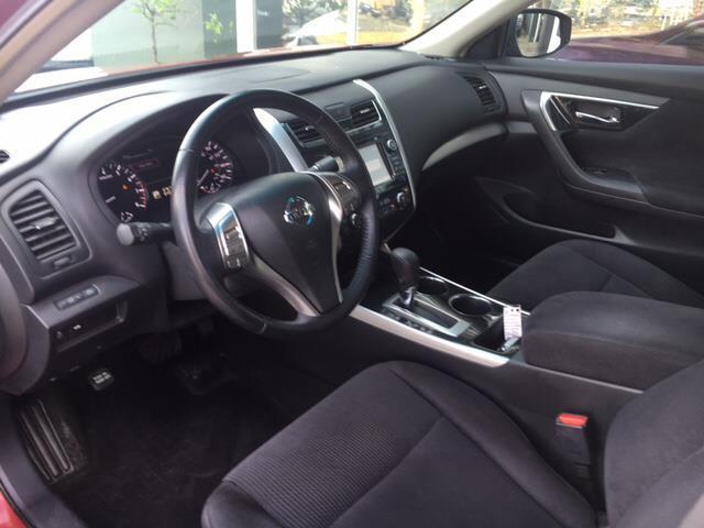 2013 Nissan Altima 2.5 SV 4dr Sedan - Ansonia CT