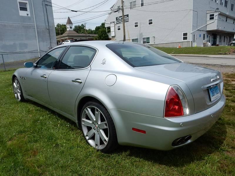 2007 Maserati Quattroporte GT - Ansonia CT