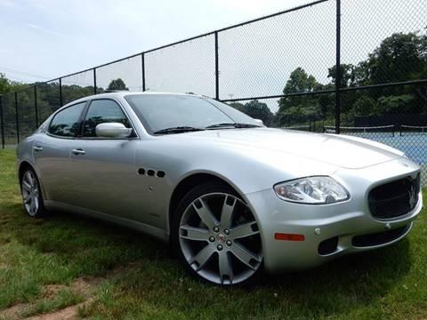 2007 Maserati Quattroporte for sale in Ansonia, CT