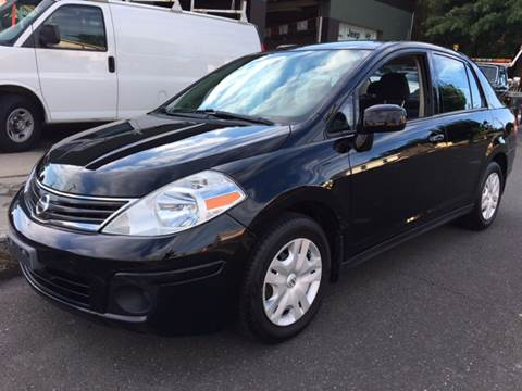 2011 Nissan Versa for sale in Ansonia, CT