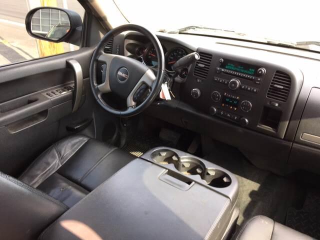 2012 GMC Sierra 1500 4x4 SLE 4dr Crew Cab 5.8 ft. SB - Ansonia CT