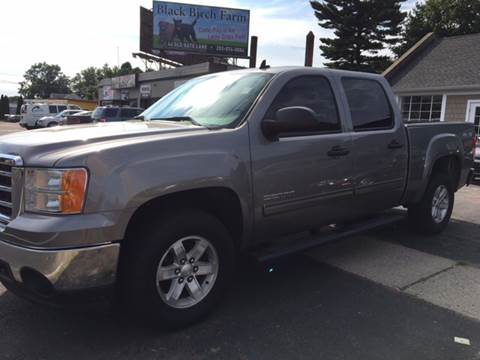 2012 GMC Sierra 1500 for sale in Ansonia, CT