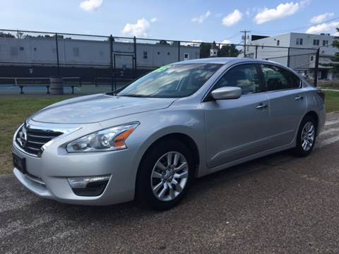 2015 Nissan Altima for sale in Ansonia, CT