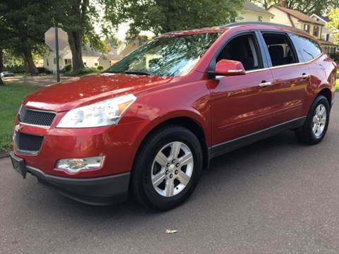2012 Chevrolet Traverse for sale in Ansonia, CT