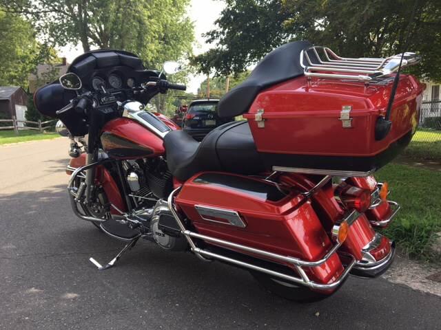 2013 Harley Davidson Electra Glide Classic FLHTC - Ansonia CT