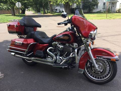 2013 Harley Davidson Electra Glide Classic for sale in Ansonia, CT
