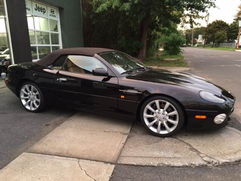 2003 Aston Martin DB7 for sale in Ansonia, CT