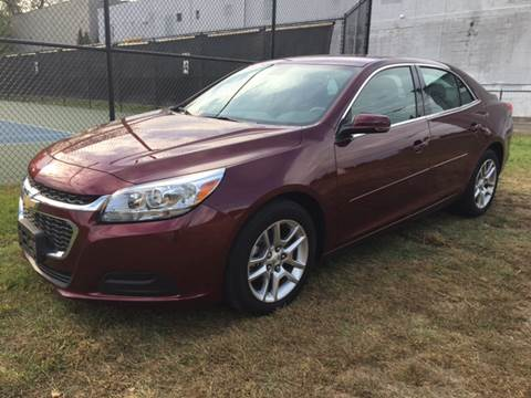2014 Chevrolet Malibu for sale in Ansonia, CT