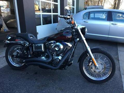 2015 Harley Davidson FXDL for sale at Village Auto Sales in Milford CT