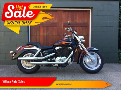 2005 Honda Shadow Sabre for sale in Milford, CT