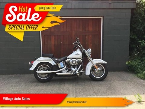 2013 Harley Davidson Heritage Softail Classic for sale in Milford, CT