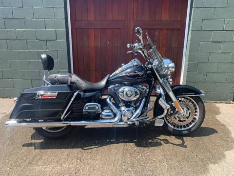 2011 Harley Davidson Road King for sale in Milford, CT
