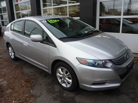 2011 Honda Insight for sale at Village Auto Sales in Milford CT