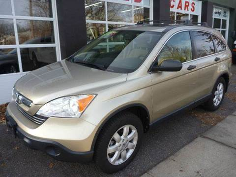 2007 Honda CR-V for sale at Village Auto Sales in Milford CT
