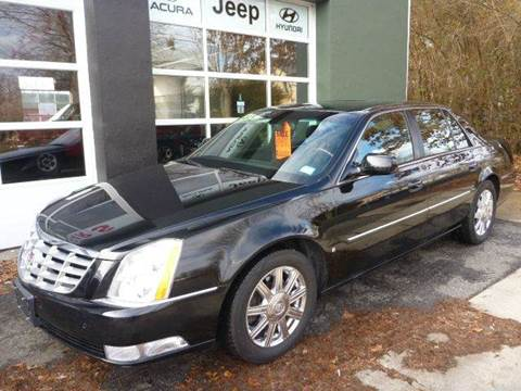 2007 Cadillac DTS for sale at Village Auto Sales in Milford CT