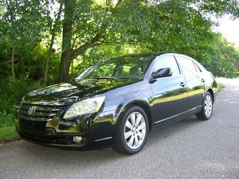 2005 Toyota Avalon for sale at Village Auto Sales in Milford CT