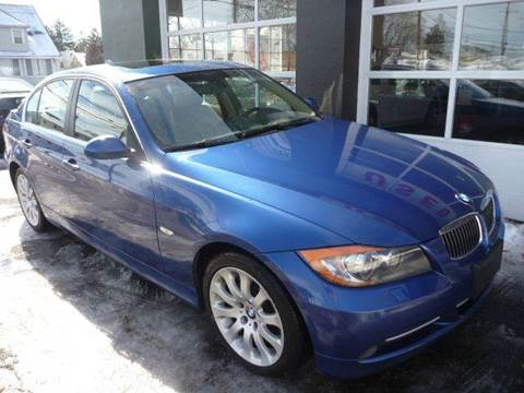 2008 BMW 3 Series for sale at Village Auto Sales in Milford CT