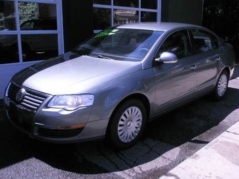 2006 Volkswagen Passat for sale at Village Auto Sales in Milford CT