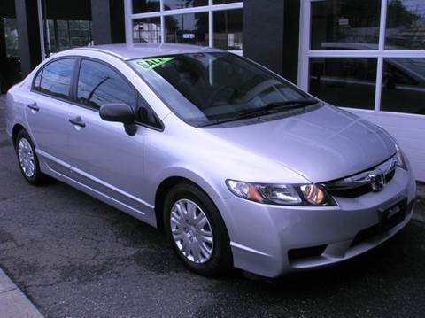 2010 Honda Civic for sale at Village Auto Sales in Milford CT