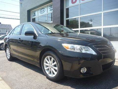 2010 Toyota Camry for sale at Village Auto Sales in Milford CT