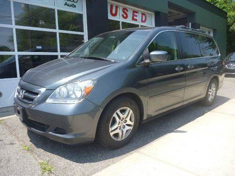 2006 Honda Odyssey for sale at Village Auto Sales in Milford CT