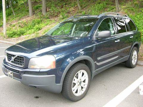 2003 Volvo XC90 for sale at Village Auto Sales in Milford CT