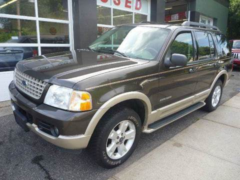 2005 Ford Explorer for sale at Village Auto Sales in Milford CT