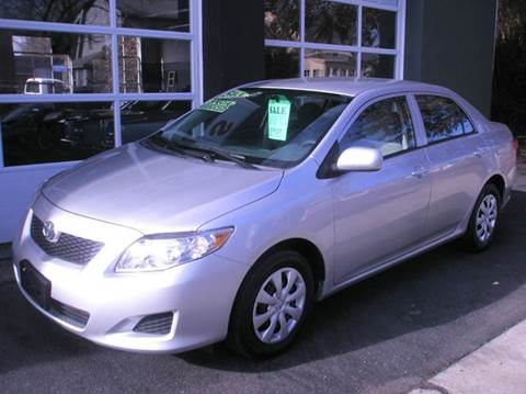 2010 Toyota Corolla for sale at Village Auto Sales in Milford CT