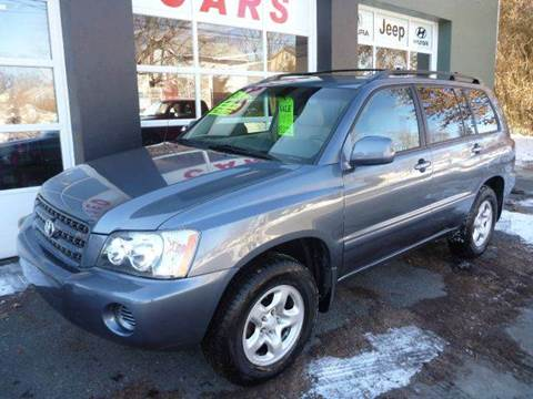 2002 Toyota Highlander for sale at Village Auto Sales in Milford CT