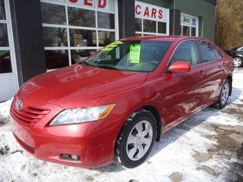 2009 Toyota Camry for sale at Village Auto Sales in Milford CT