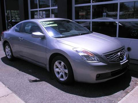 2008 Nissan Altima for sale at Village Auto Sales in Milford CT